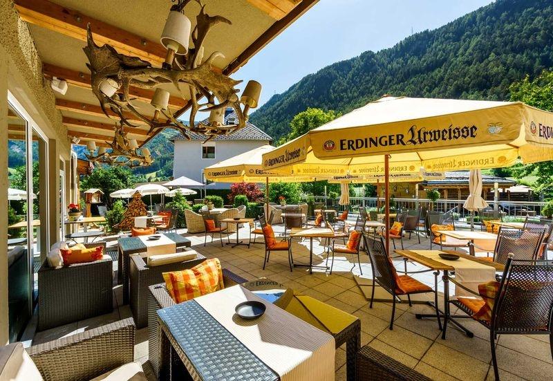 Hundehotel Hotel Riederhof in Ried im Tiroler Oberland
