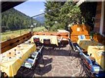 Hundehotel Alpenhotel Penserhof - Café Restaurant Konditorei in PENS im Sarntal