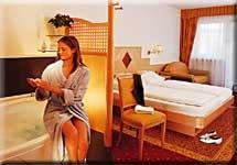 Hundehotel Hotel An der Stachelburg Residenz in Partschins ü. Meran