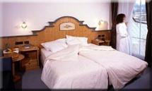 hundefreundliches Hotel Bellavista in Cavalese