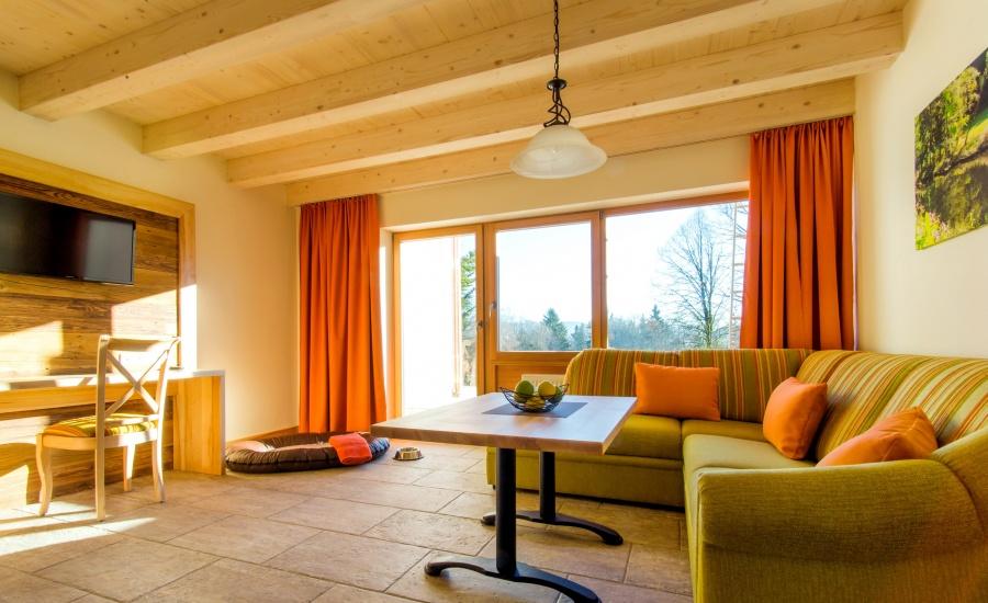 Hunde und Hotel Hotel Gut Feuerschwendt in Neukirchen vorm Wald
