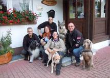 Hundehotel Landgasthof Klosterweiherhof in Dachsberg-Wittenschwand