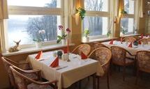 Hunde und Hotel Waldseehotel Frenz in Chorin