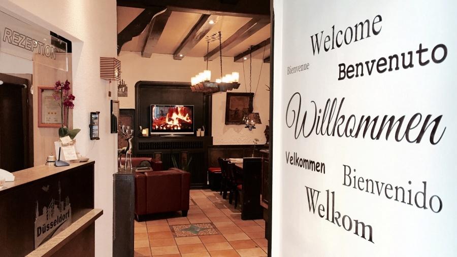 Hundehotel Hotel Hillesheim in Düsseldorf