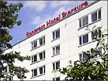 Congress Hotel Mercure N�rnberg an der Messe in N�rnberg