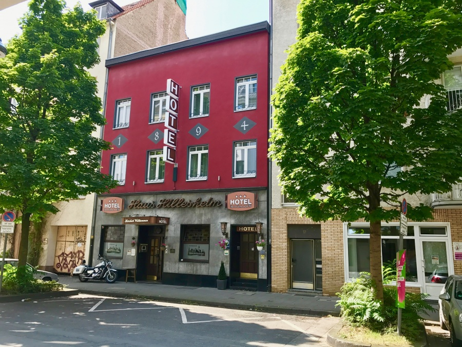 Hotel Hillesheim in Düsseldorf