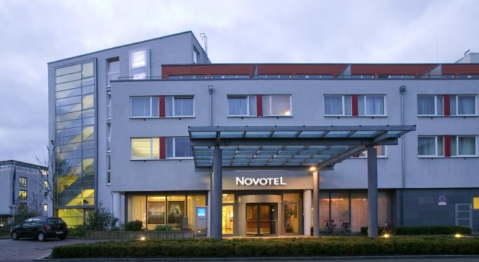 Accor Hospitality Germany GmbH, Novotel Erlangen in ERLANGEN