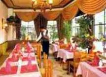 Hotel-Restaurant Le Pavillon in Echternach