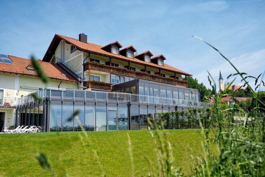*** Landhotel Obermüller  in Untergriesbach