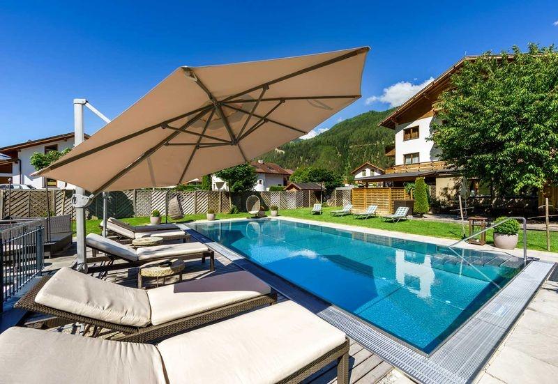 Hotel Riederhof in Ried im Tiroler Oberland