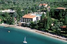 Beach Hotel DuLac in Malcesine