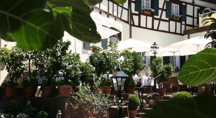 Romantik Hotel zur Sonne in Badenweiler-Therme