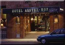 Hotel - Alster Hof in Hamburg