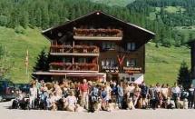 hundefreundliches Hotel Hotel Astoria in Ulrichen Region