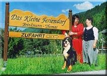 Hundefreundliches Das Kleine Feriendorf in Jenig