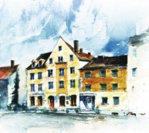 Hotel Augsburg Goldener Falke in Augsburg