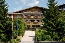 AktivHotel Veronika in Seefeld in Tirol