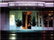 Hotel Terminus in Düsseldorf