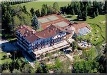 Hundefreundliches Hotel al Sorriso Greenpark in Levico Terme