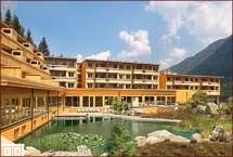 hundefreundliches Hotel AROSEA Life Balance Hotel in St. Walburg/Ultental bei Meran Region