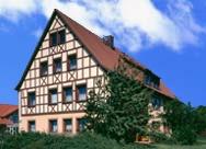 Hundefreundliches Gasthof Linden & Wildkräuterhotel in Windelsbach bei Rothenburg ob der Tauber