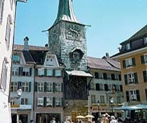 Hotel Restaurant Roter Turm in Solothurn