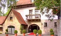 Wald- und Sporthotel Polisina in Ochsenfurt