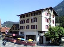 hundefreundliches Hotel Hotel und Restaurant Alpenrose in Innertkirchen Region