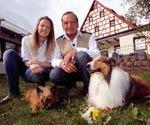 verreisen mit dem Hund Hotel in Heroldsberg