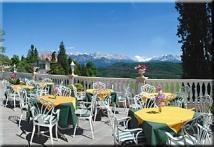 Hunderfreundlich Hotel Post S.A.S. in Ritten - Oberbozen in Bozen