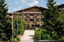 Übernachten im hundefreundlichen Hotel in Seefeld in Tirol