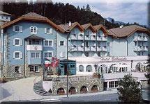 Hunderfreundlich Hotel Bellavista in Cavalese in Dolomiten
