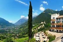 Hunderfreundlich Hotel Mair am Ort in Dorf Tirol in Dorf Tirol